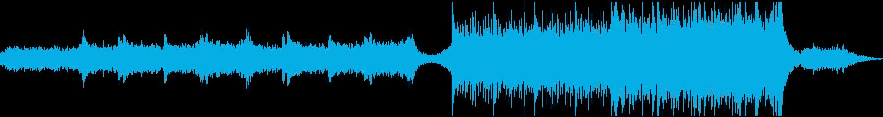 クラシック交響曲 感情的 バラード...の再生済みの波形