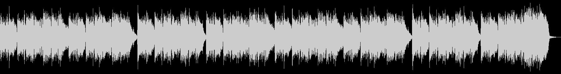 【CM】クールなエレクトロBGM・8の未再生の波形