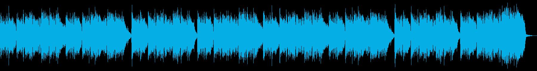 【CM】クールなエレクトロBGM・8の再生済みの波形