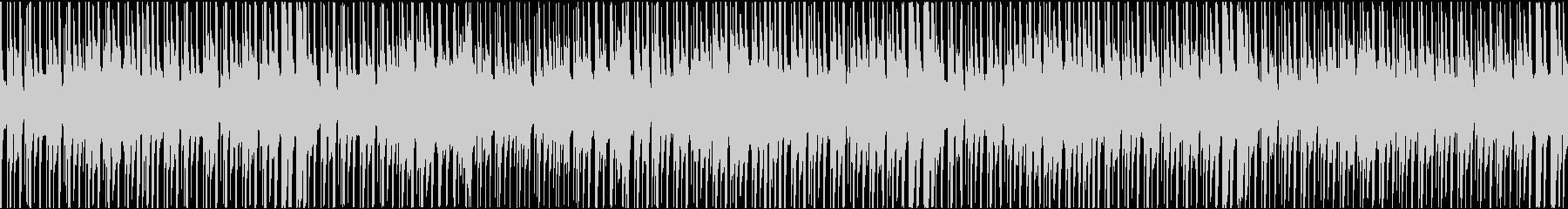 尺八と琴エレクトロの未再生の波形