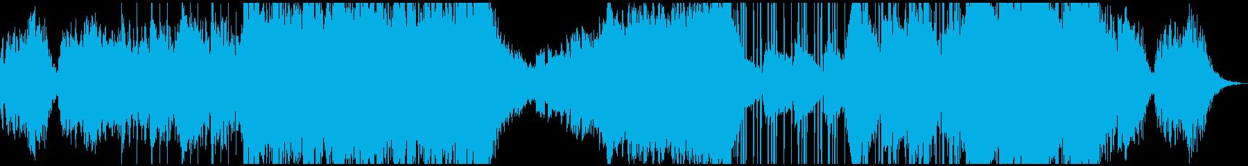 ポップエレクトロ研究所高揚-ポジテ...の再生済みの波形