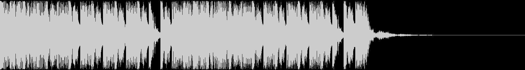 【EDM】トランス、ロング8、ショート3の未再生の波形