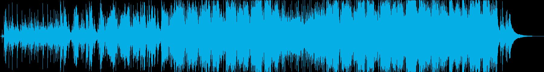 1000の言葉よりの再生済みの波形