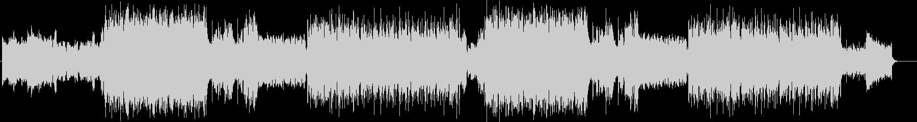 「HR/HM」「DEATH」BGM327の未再生の波形