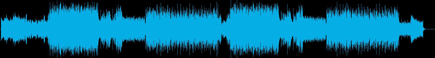 「HR/HM」「DEATH」BGM327の再生済みの波形