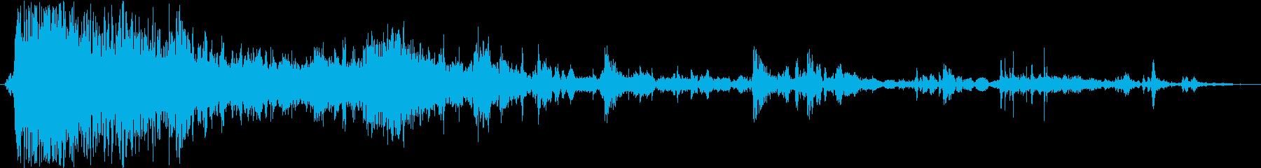 家:Int:大規模なインパクトヒッ...の再生済みの波形