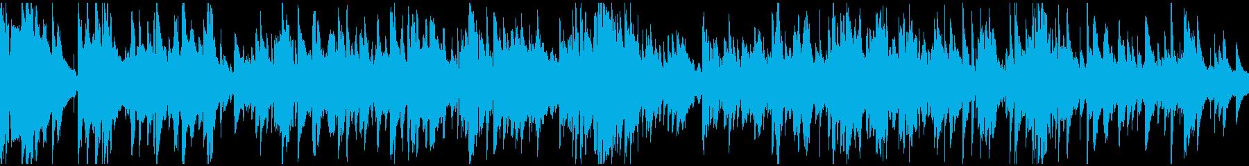 少し下品なエロい音色のサックス※ループ版の再生済みの波形