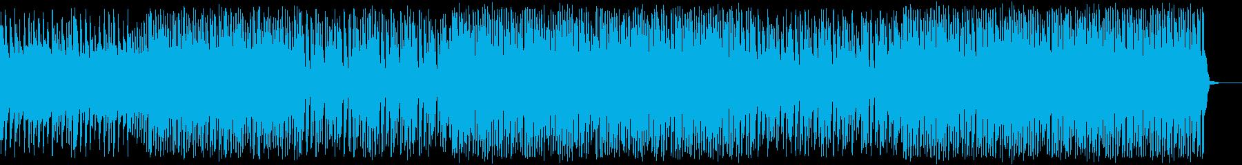 コミカルな探検BGM_No581_1の再生済みの波形