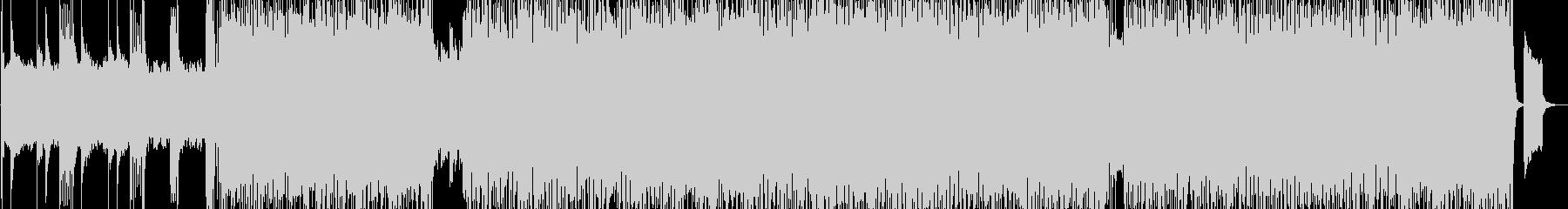 「ハード/ヘヴィ/ダーク/」BGM60の未再生の波形