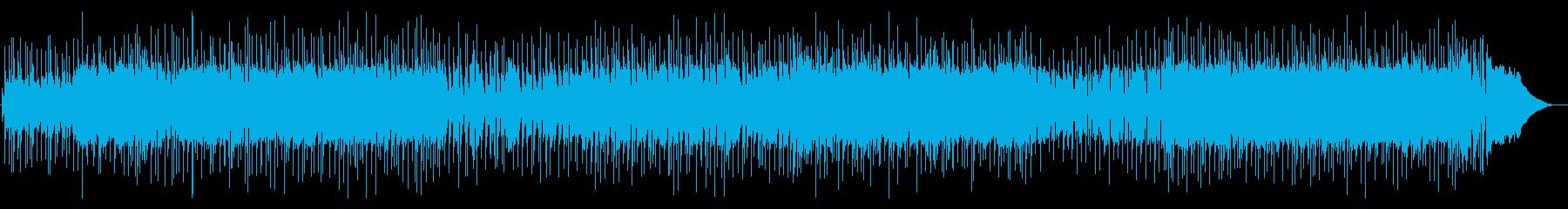 60'S オールドロックバンドサウンドBの再生済みの波形