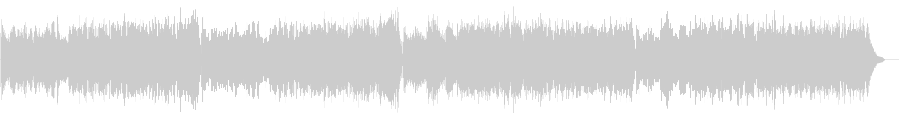 軽快で上品なチェンバロ バロック・高音質の未再生の波形