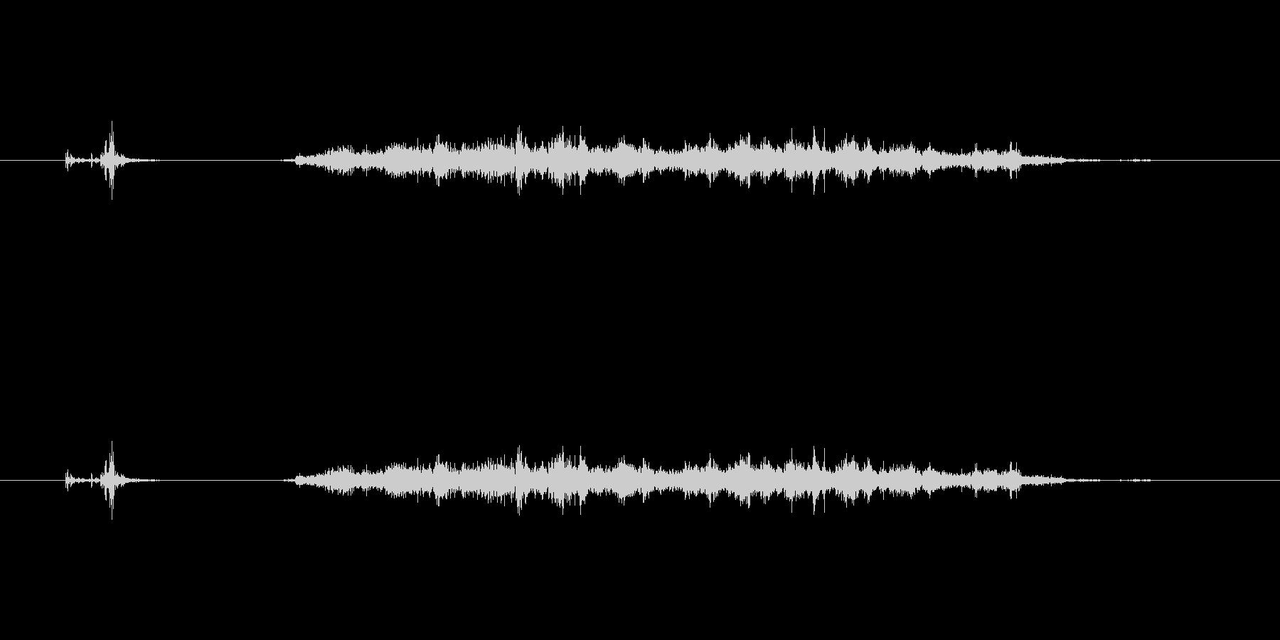 【カッター02-7(切る 段ボール)】の未再生の波形