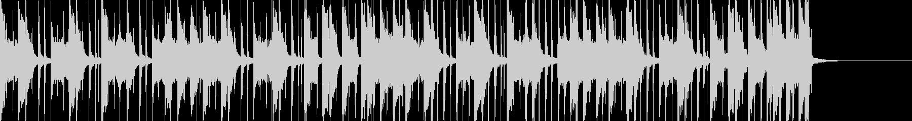 フューチャーベースっぽいジングルの未再生の波形