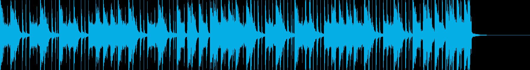 フューチャーベースっぽいジングルの再生済みの波形