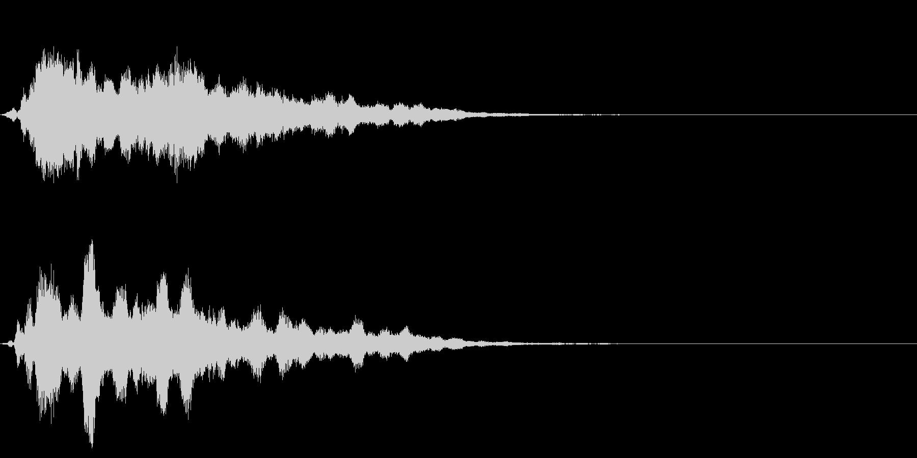 魔法11(回復・光・防御・補助系)の未再生の波形