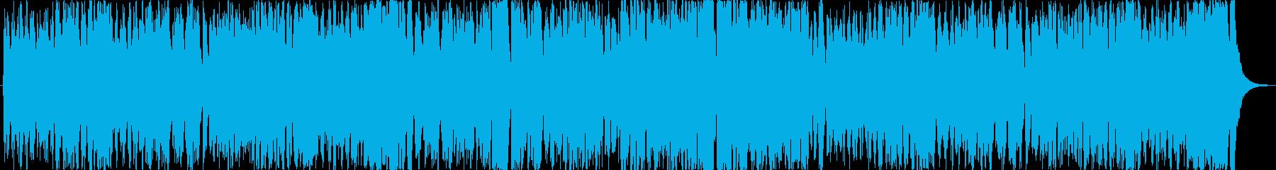 Cartoon 楽しげ ファンタジ...の再生済みの波形