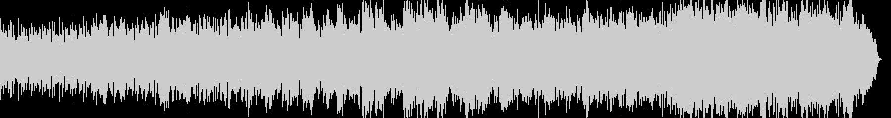 優しくつつむ感動ピアノ:高音弦抜きの未再生の波形
