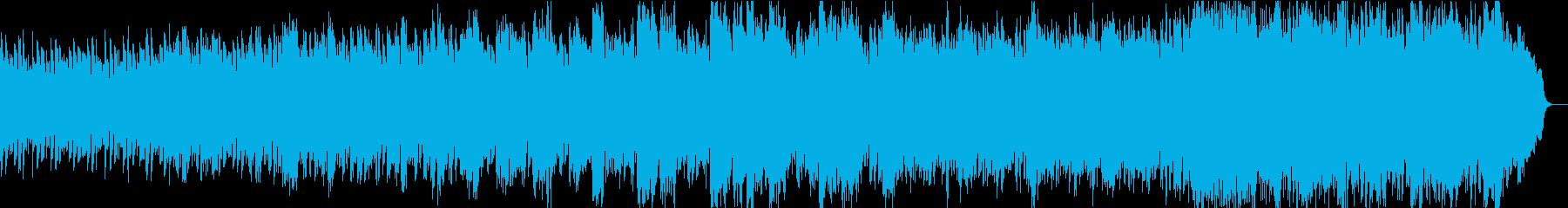 優しくつつむ感動ピアノ:高音弦抜きの再生済みの波形