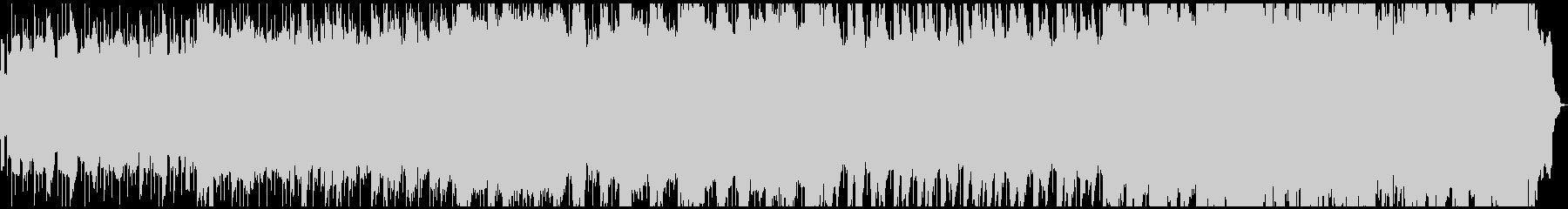 ポップ テクノ 実験的な レトロ ...の未再生の波形
