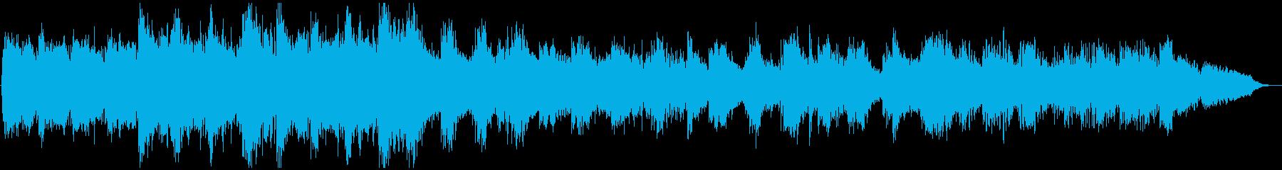 ドラム無 チルでアーバンなエレクトロの再生済みの波形