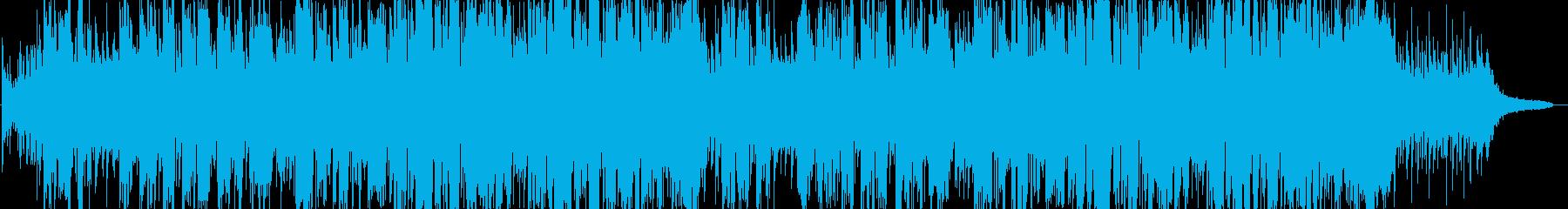 【生演奏】フルートで奏でるポップな爽快曲の再生済みの波形