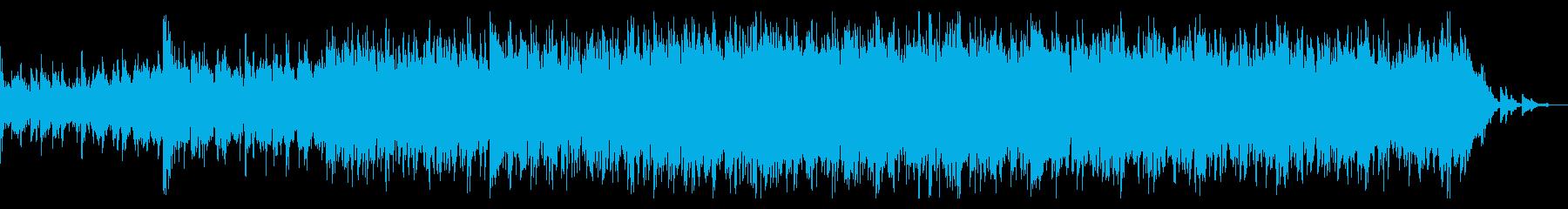 深淵から来る、ダークなテクスチャIDMの再生済みの波形