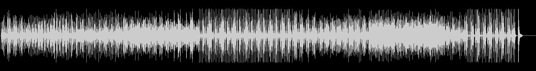 癒し可愛いピアノと弦楽団♪の未再生の波形