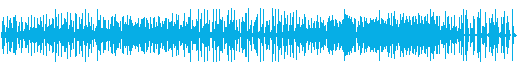 癒し可愛いピアノと弦楽団♪の再生済みの波形