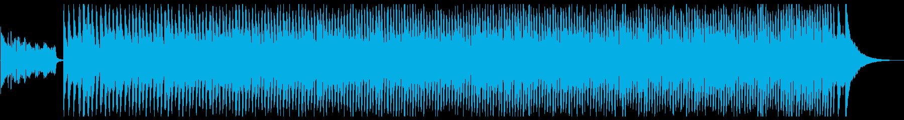 お経【般若心経】の再生済みの波形