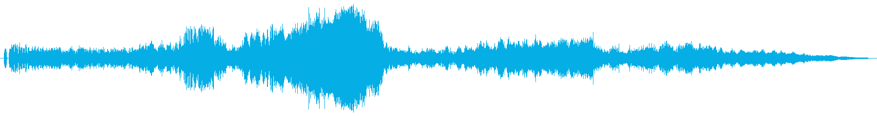 【F1】超ド迫力のF1エンジン効果音1!の再生済みの波形