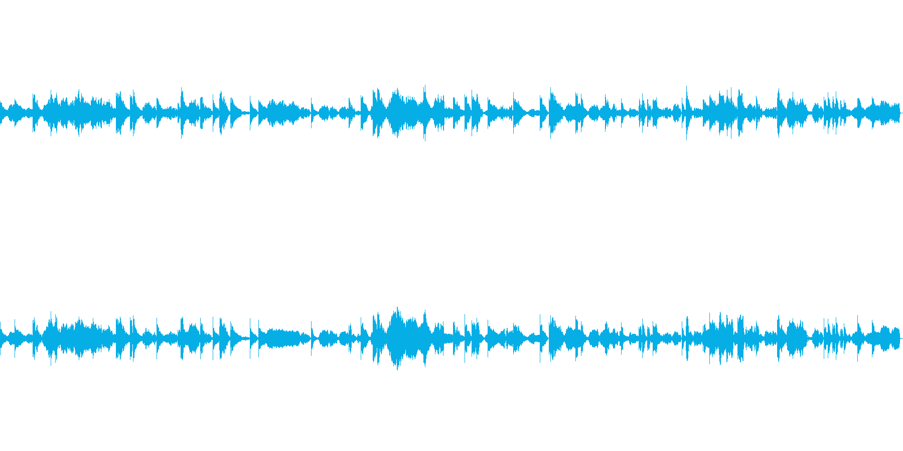 クリスタルボウル 瞑想 スピリチュアルの再生済みの波形