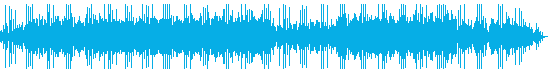 宇宙の広がり コミカルなスペースオペラの再生済みの波形