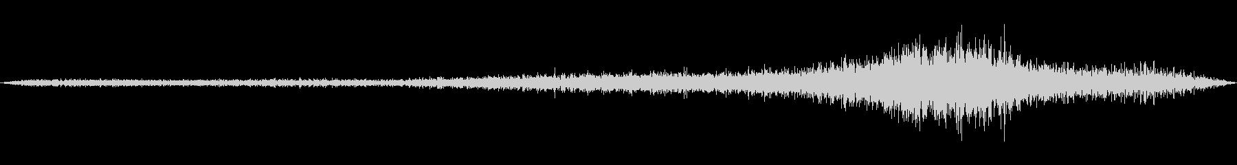 ジープインミディアムの未再生の波形