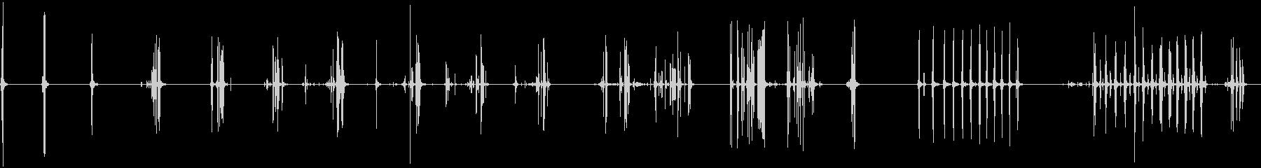 ベルクロ、リップ、プル、ショート、...の未再生の波形