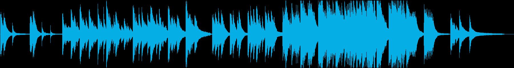 企業VP18 16bit48kHzVerの再生済みの波形