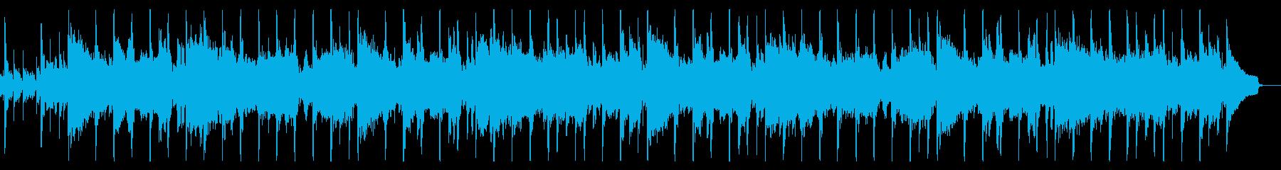 80年代ディスコを現代風にしたポップスの再生済みの波形