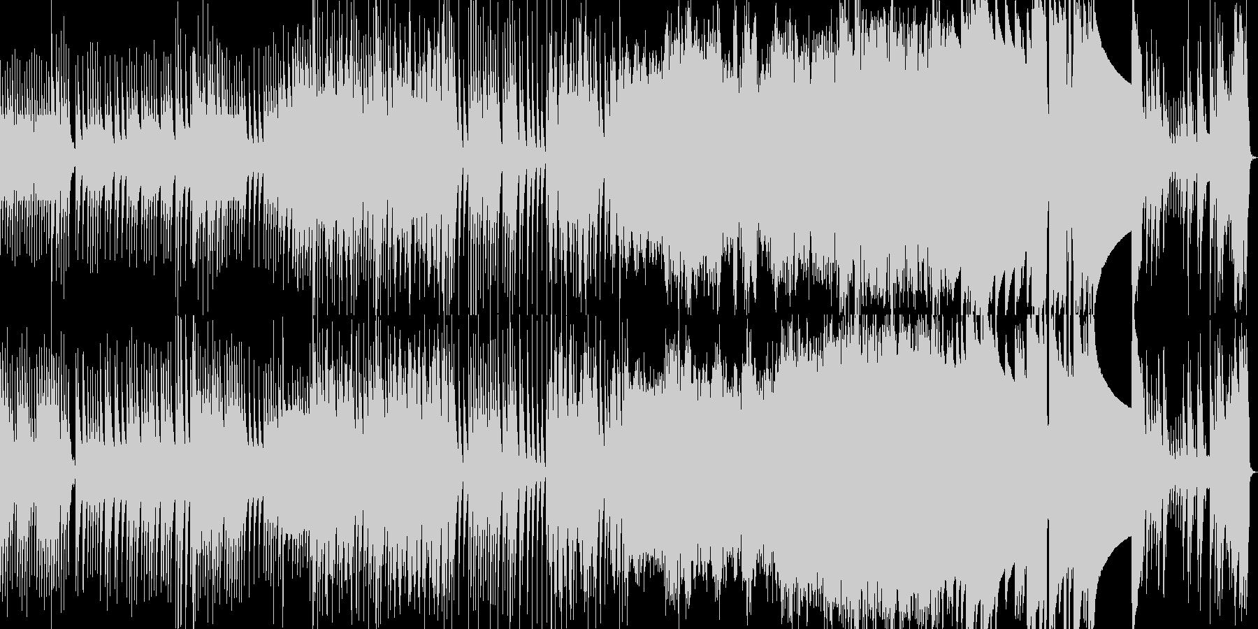 実験の未再生の波形