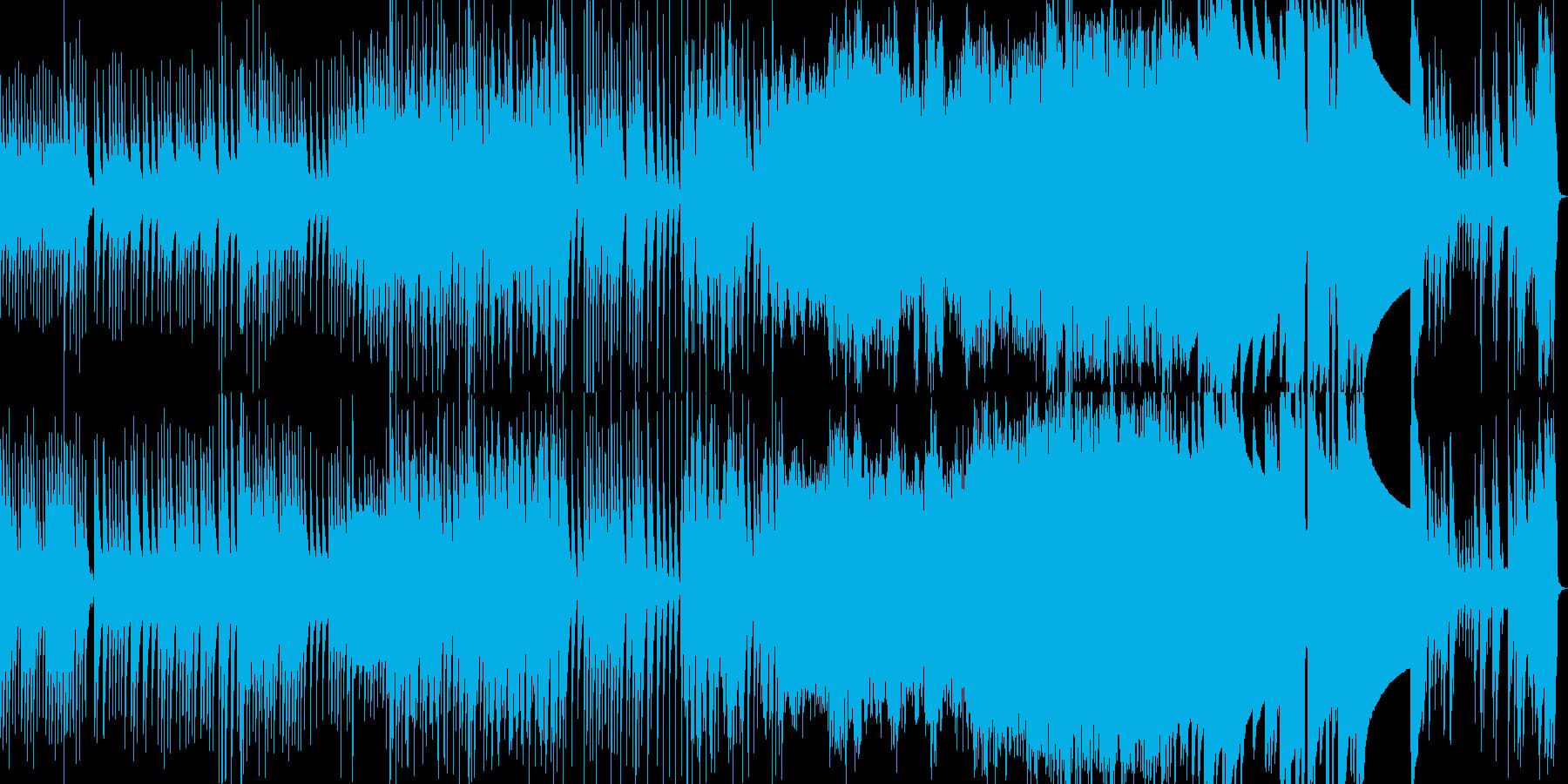 実験の再生済みの波形