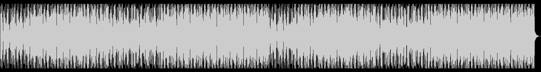 大人/バー/クール_No438の未再生の波形