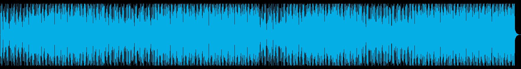 大人/バー/クール_No438の再生済みの波形