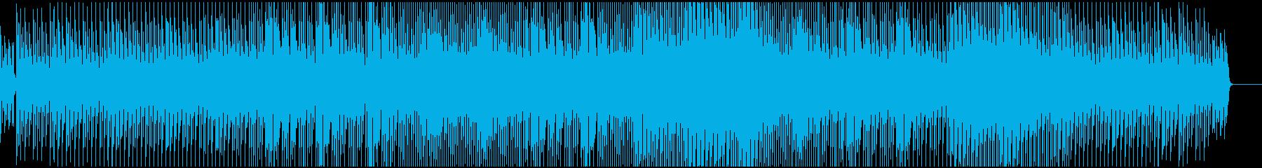 地下ダンジョン,迷宮イメージ(テクノ)の再生済みの波形
