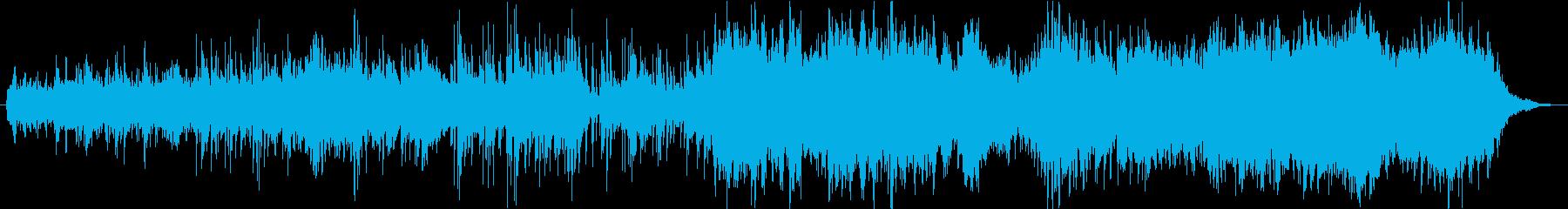 belaの再生済みの波形