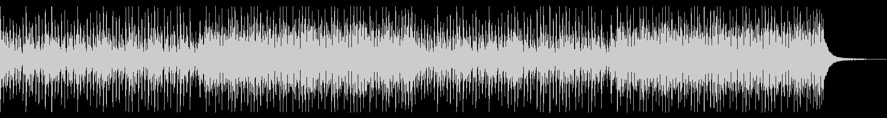 メロディー無し 青空 ポジティブ ピアノの未再生の波形