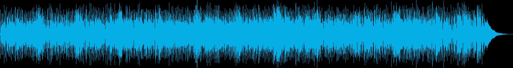 心が弾むウキウキしたモータウンサウンドの再生済みの波形