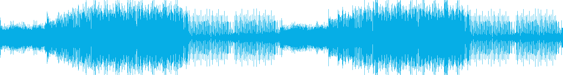 Entrance/Opening/Refreshing bright EDM's reproduced waveform