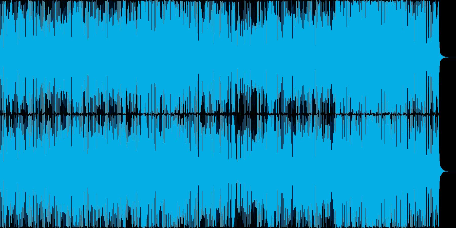 【ベース抜き】気分がハイになるひたすら明の再生済みの波形