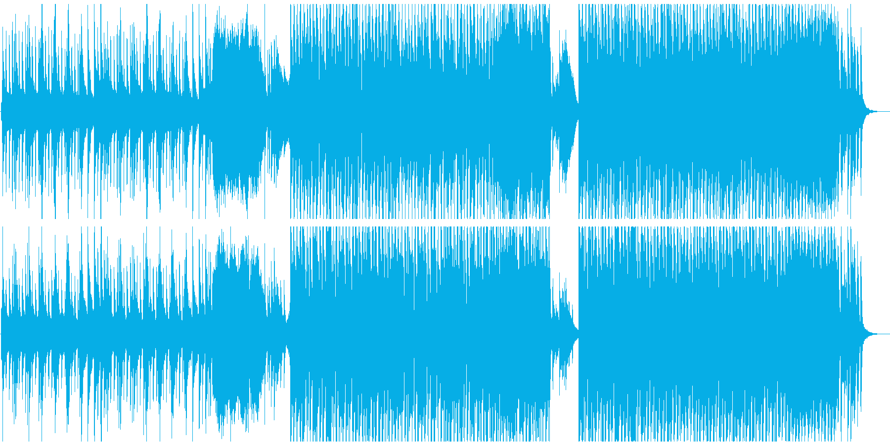 モダン 交響曲 室内楽 ほのぼの ...の再生済みの波形