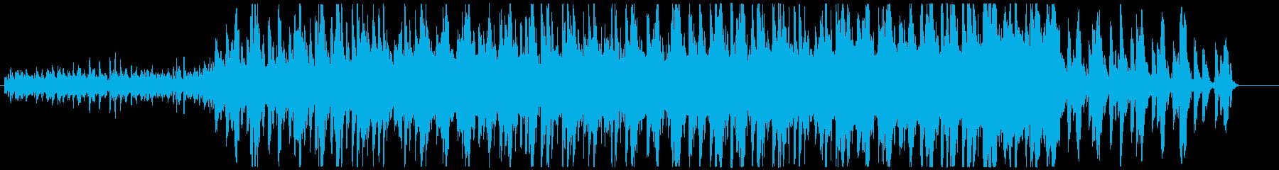 現代の交響曲 素晴らしい ファンタ...の再生済みの波形
