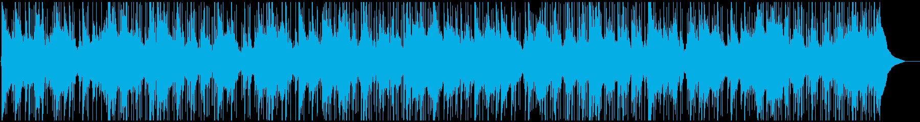 オールド風シンプルなポップバラードの再生済みの波形