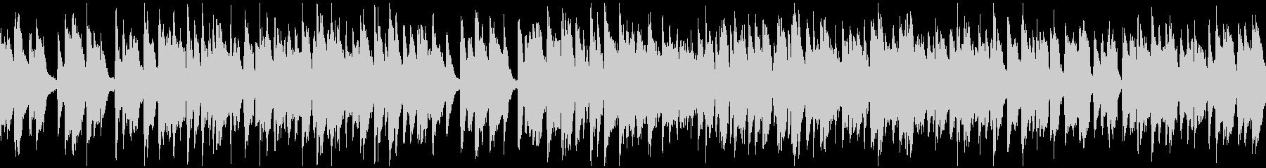 すっとぼけファンキーリコーダー※ループ版の未再生の波形